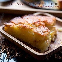 Ciasto Gruszkowo Imbirowe Kwestia Smaku