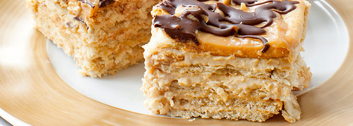Ciasto Snickers Kwestia Smaku