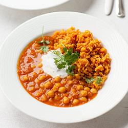 Curry Z Ciecierzycy Kwestia Smaku