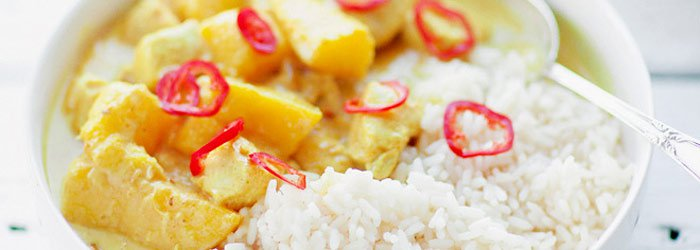 Curry Z Kurczaka I Mango Kwestia Smaku