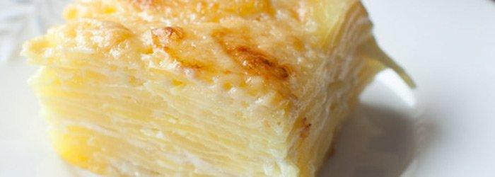 Ziemniaki gratin | Kwestia Smaku