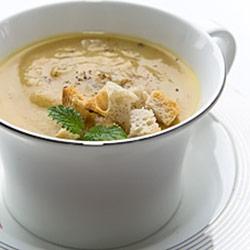 Zupa Grochowa Przecierana