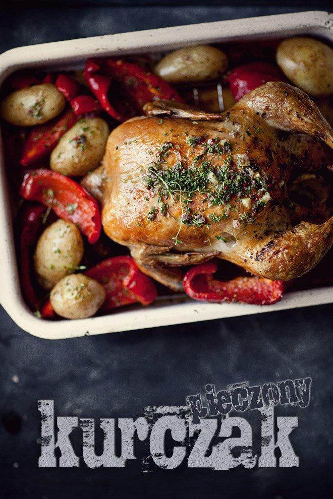 Perfekcyjnie Upieczony Kurczak Kwestia Smaku