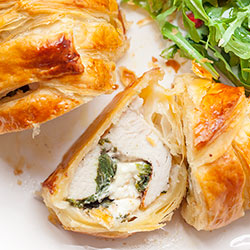 Filety Z Kurczaka W Ciescie Francuskim Kwestia Smaku