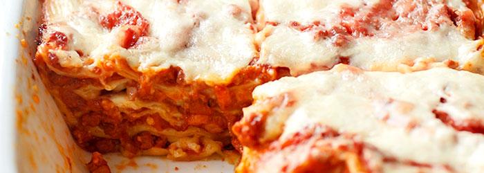 Lasagne Bolognese Kwestia Smaku