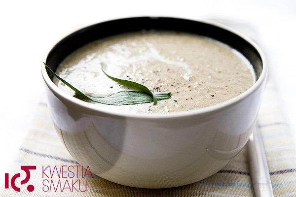Zupa Pieczarkowa Kwestia Smaku