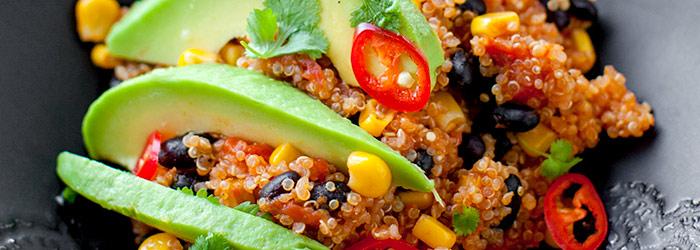 Quinoa Po Meksykansku Z Jednej Patelni Kwestia Smaku