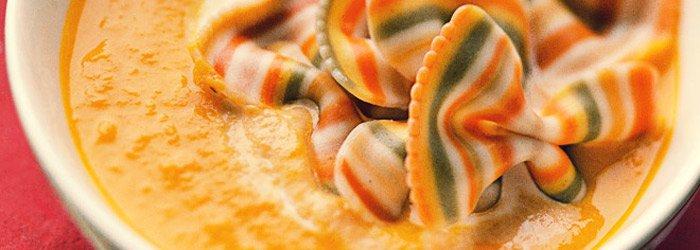 Zupa Krem Marchewkowo Porowa Kwestia Smaku