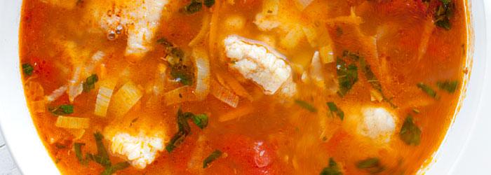 Zupa Rybna Kwestia Smaku